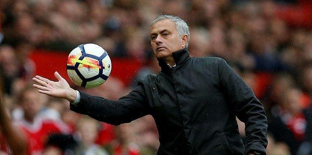 Mourinho'ya servet