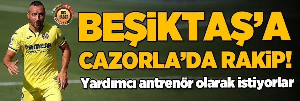 besiktasa cazorla transferinde rakip yardimci antrenor 1593773671507 - Beşiktaşlı Elneny Olimpiakos yolcusu! O giderse...