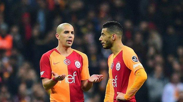 """Tanju Çolak'tan Belhanda ve Feghouli'ye çok sert sözler! """"Siz kimsiniz?"""" #"""