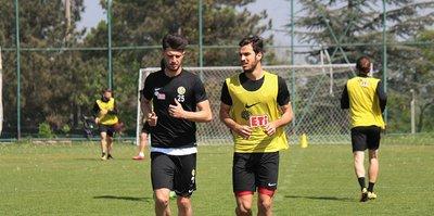 Eskişehirspor, Gaziantep yolcusu