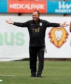 Fatih Terim'den Göztepe maçı öncesi açıklama
