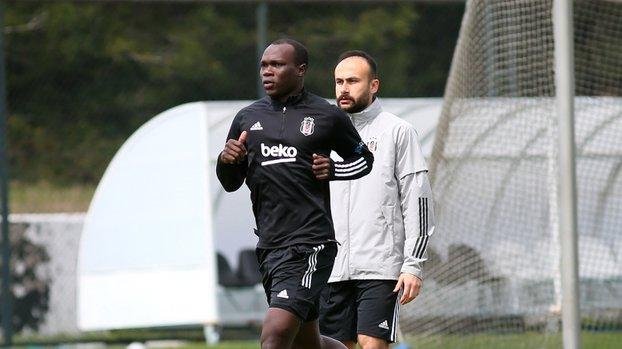 Aboubakar golü unuttu