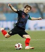 Luka Modric Fenerbahçe'nin kapısından dönmüş!