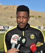 Malatyasporlu Sadık ve Donalt  Antalyaspor maçı öncesi konuştu