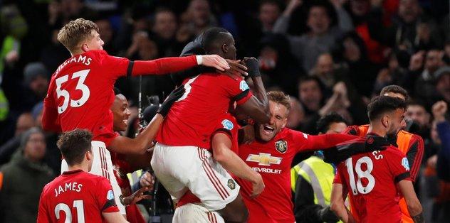 Chelsea 0-2 Manchester United | ÖZET İZLE