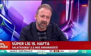 Zeki Uzundurukan: Selçuk İnan Galatasaray'a ihanet etmiştir