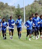 Antalyaspor Göztepe maçına hazır