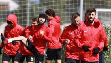 Fraport TAV Antalyaspor'da Beşiktaş maçı hazırlıkları