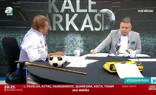 Erman Toroğlu: Galatasaray'da başkanlık için taht kavgaları başladı