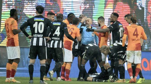 Spor yazarlarından çarpıcı Beşiktaş-Galatasaray derbisi yorumu! #