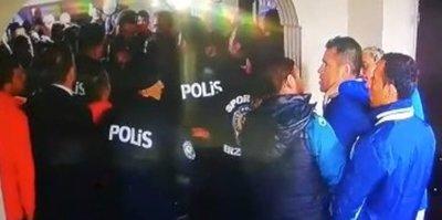 Erzurum'da olay var!