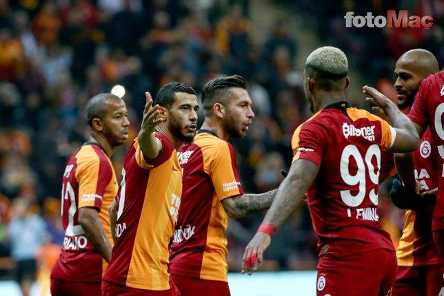 İşte Galatasaray-Aytemiz Alanyaspor maçından kareler