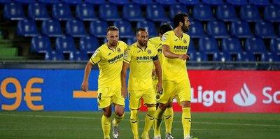 Getafe 1-3 Villarreal | MAÇ SONUCU