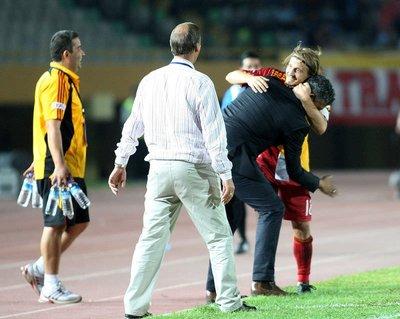 Bucaspor - Galatasaray (Spor Toto Süper Ligi 5. hafta maçı)