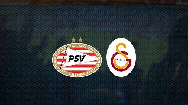 Galatasaray maçı: PSV - Galatasaray maçı ne zaman, saat kaçta ve hangi kanalda canlı yayınlanacak? Muhtemel 11'ler...