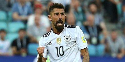 Kerem Demirbay 28 milyon Euro'ya Bayer Leverkusen'de