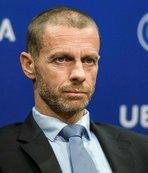 UEFA Başkanı'ndan Avrupa kupaları açıklaması!
