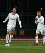 Arnavutluk ekibini 3 golle geçti