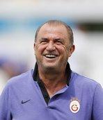 Terim, Galatasaray'da 17. kupanın peşinde