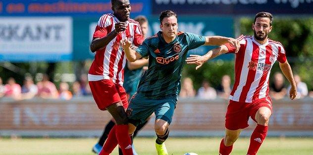 Sivasspor 1-1 Ajax