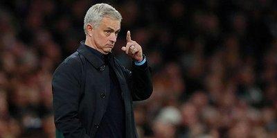 Mourinho gözünü Dzeko'ya dikti