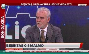 Turgay Demir: 3 köy takımının olduğu yerde Beşiktaş 3. oldu