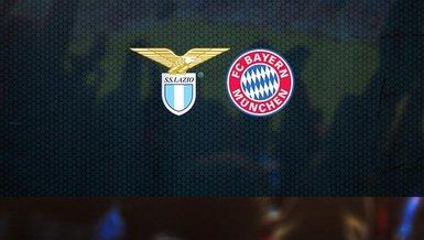 Lazio - Bayern Münih | İlk 11'ler belli oldu
