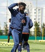 Medipol Başakşehir'de Atiker Konyaspor maçı hazırlıkları