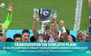 Trabzonspor'un Sörloth planı