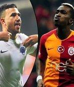 Galatasaray'da çılgın transfer planı! Trezeguet, Onyekuru...