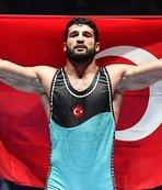 Metehan Basar wins gold at Paris 2017