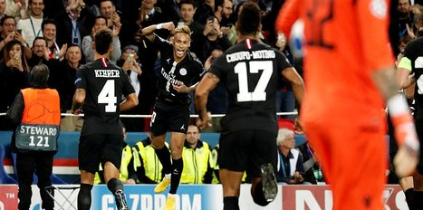 PSG'yi Neymar uçurdu: 6-1