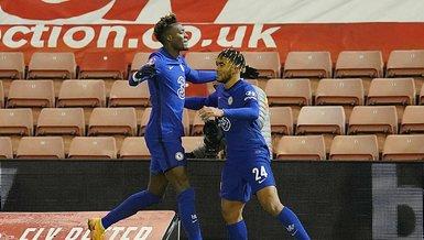 Barnsley - Chelsea: 0-1 | MAÇ SONUCU - ÖZET