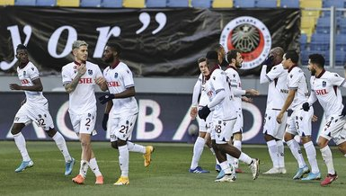 Gençlerbirliği - Trabzonspor: 1-2 (MAÇ SONUCU - ÖZET)