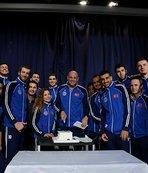 Arkas Spor'da Glenn Hoag'a doğum günü sürprizi