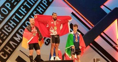 Daniyar İsmayilov'dan Türkiye'ye altın madalya