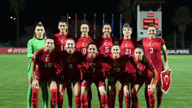 A Milli Kadın Futbol Takımı Rusya deplasmanında