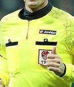 Gazişehir-Boluspor maçının hakemi belli oldu