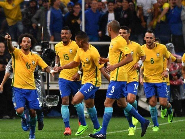İşte Brezilyanın 25 kişilik milli takım kadrosu