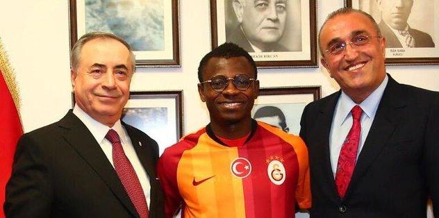 """Jean Michael Seri """"Galatasaray çok büyük"""""""