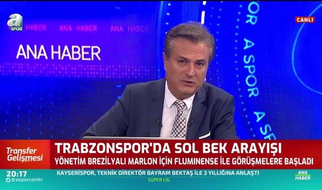 1596825173979 - Trabzonspor'da Novak'ın yerine Sambacı sol bek! Marlon kimdir?