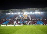 Trabzonspor Fenerbahçe maçından kareler