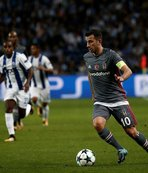 Beşiktaş'ın kaptanı, Monaco maçında yedek