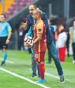 Tudor'un Sneijder sözleri ortaya çıktı
