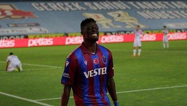 Son dakika TS transfer haberleri | Trabzonspor'da Ekuban'a yeni teklifler var!