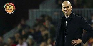 Zidane: Bence o dünyanın en iyi antrenörü!