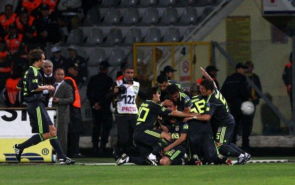 Ankaragücü - Fenerbahçe (TSL 33. hafta maçı)