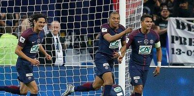 Fransa Kupası, Paris Saint-Germainin