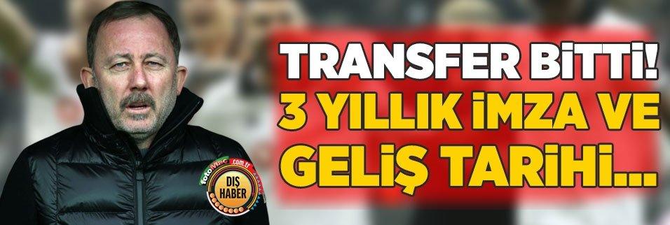 besiktas golcu transferini yapti 3 yillik imza ve gelis tarihi 1593093640811 - Beşiktaş'ta flaş sakatlık! Lens ve Ljajic...