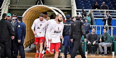 Olympiakos küme düştü